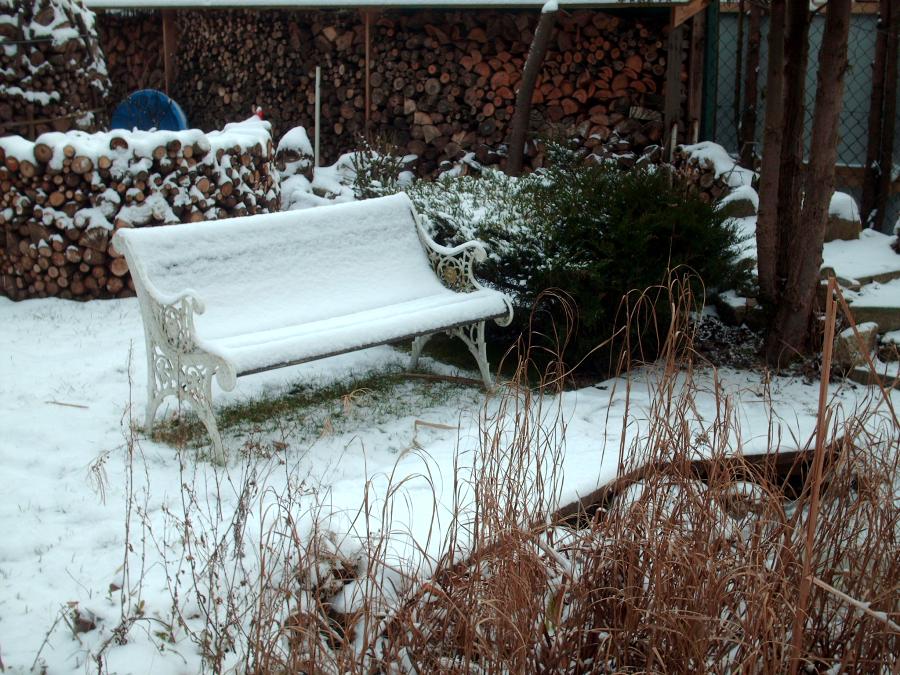Antike Gartenmöbel