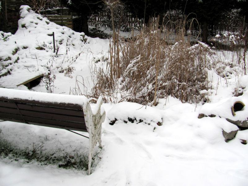 Teichbelüftung Winter
