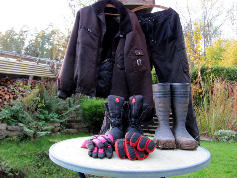Richtige Outdoorbekleidung
