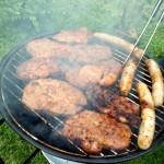 Gartenparty Steak