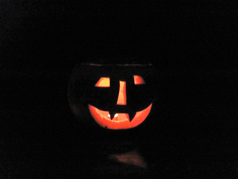 Halloween beginnt im März und Mai