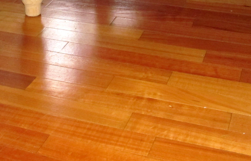 Gartenhaus Holz Fußboden