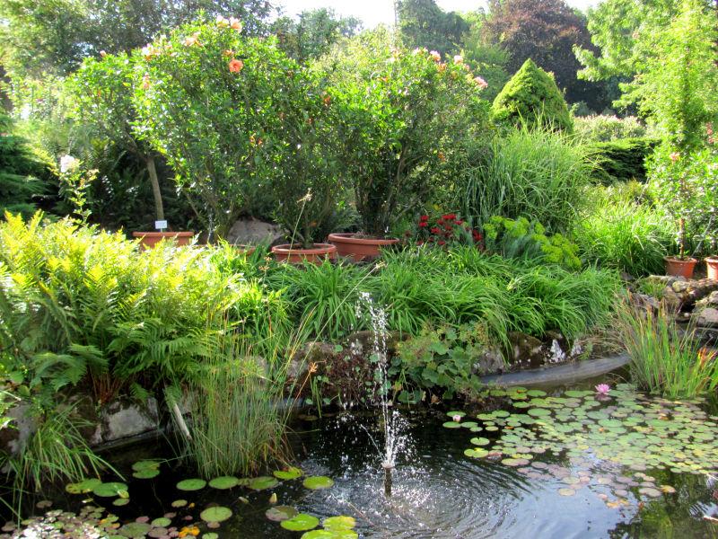 Material Garten