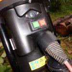 Elektro Häcksler startet nicht