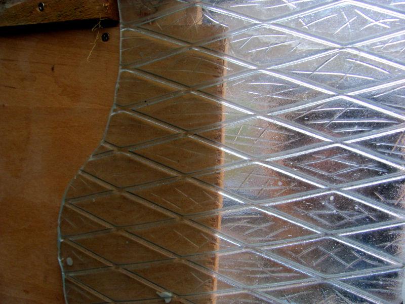 Ein besch digtes fenster selber reparieren oder reparieren for Fenster reparieren